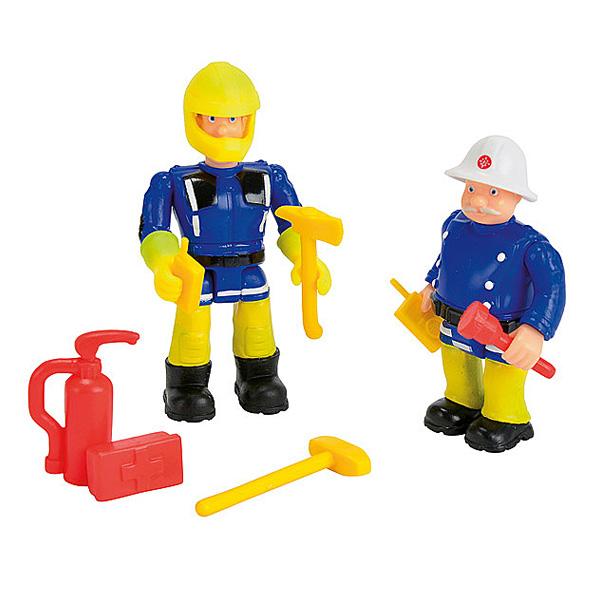 Figurines Sam le Pompier en assortiment