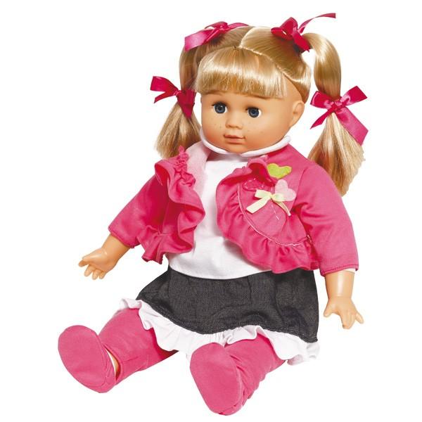 Poupée Emily joue avec toi 33 cm  Mon amour  Poupée Emily joue avec toi 33