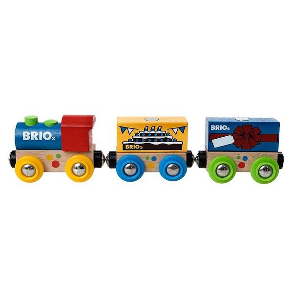 Brio 33818-Train anniversaire