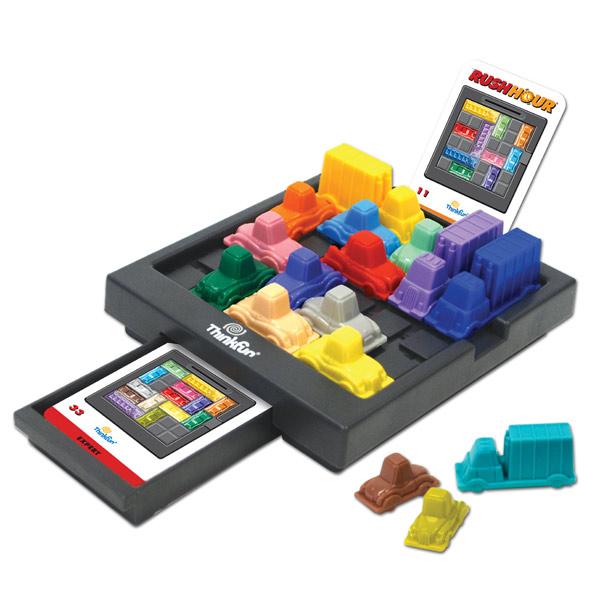 jeu de soci t rush hour asmodee king jouet jeux de. Black Bedroom Furniture Sets. Home Design Ideas