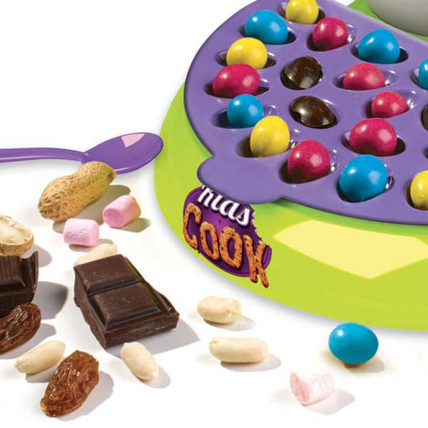 Fabrique de Choconuts Kids Cook