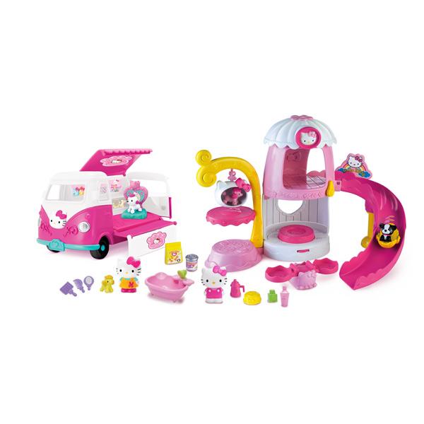 Petites annonces jeux petites annonces jouets achat - Maison de poupee hello kitty ...