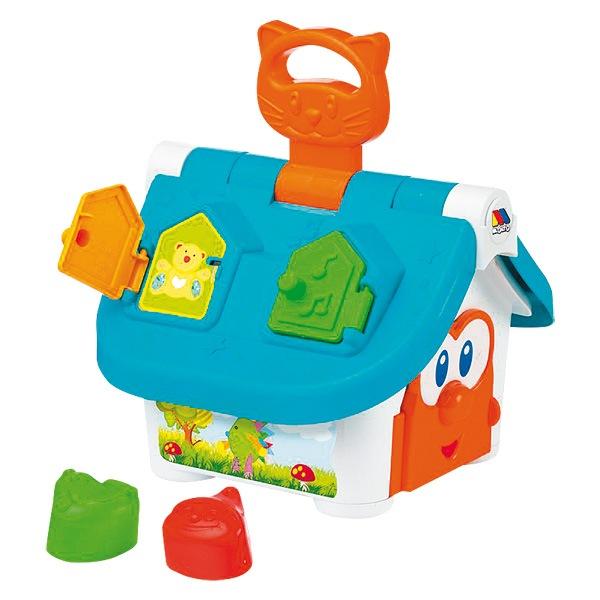 Maison boite formes mixte de baby smile for Maison smile