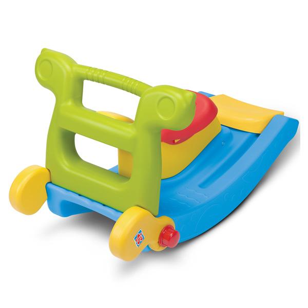 Toboggan bascule 2 en 1 grow 39 n up king jouet portiques toboggans grow 39 n up sport et jeux - Toboggan king jouet ...