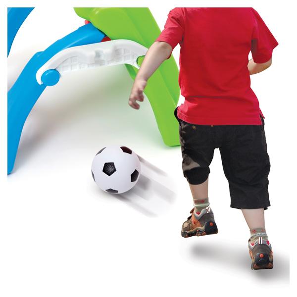 Toboggan activit 6 en1 grow 39 n up king jouet portiques toboggans grow 39 n up sport et jeux - Toboggan king jouet ...