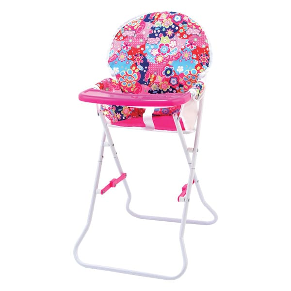chaise haute luxe mabelle king jouet accessoires de poup 233 es mabelle poup 233 es peluches