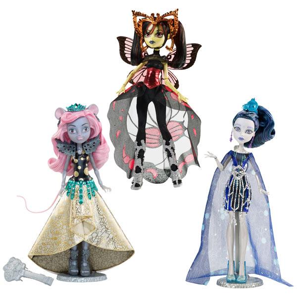 Monster high poup e guest star boo york boo york mattel king jouet poup es mannequin mattel - Monster high king jouet ...