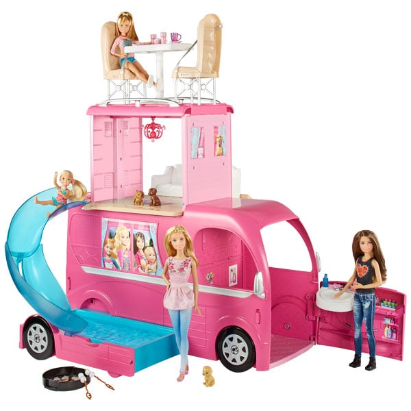 poup es barbie v tements jeux et accessoires barbie. Black Bedroom Furniture Sets. Home Design Ideas