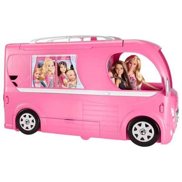 Camping Car Duplex Barbie Avis