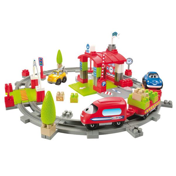Gare Fast Car Abrick de Ecoiffier