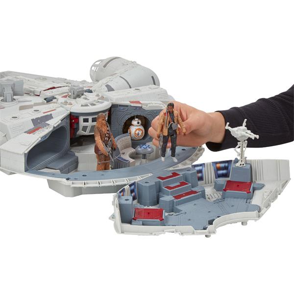Star Wars  B3533Eu00  E7 Millenium Falcon Playset Prix conseillé à ..