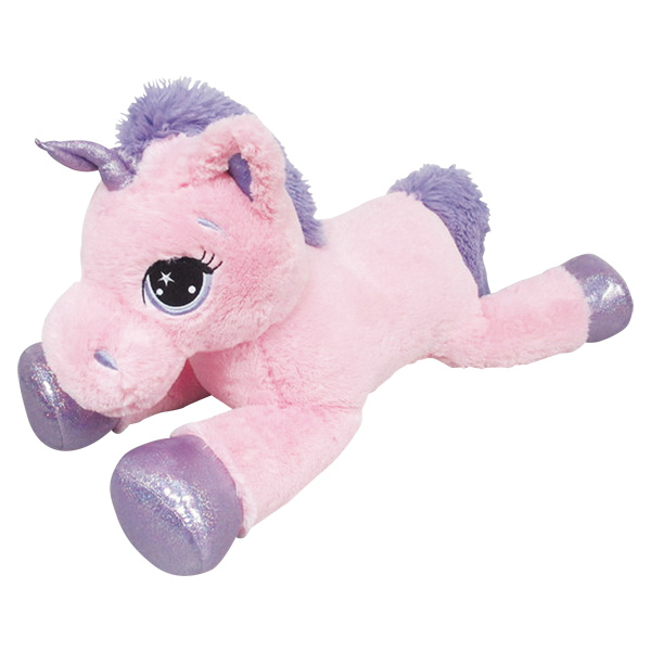 peluche licorne bella 25 cm de dam sprl. Black Bedroom Furniture Sets. Home Design Ideas
