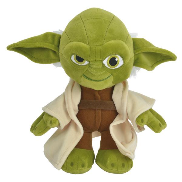 Simba Dickie  Star Wars  Peluche Chewbacca 25 cm  pas cher Achat / Vente