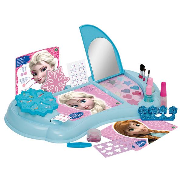 mallette de maquillage la reine des neiges. Black Bedroom Furniture Sets. Home Design Ideas