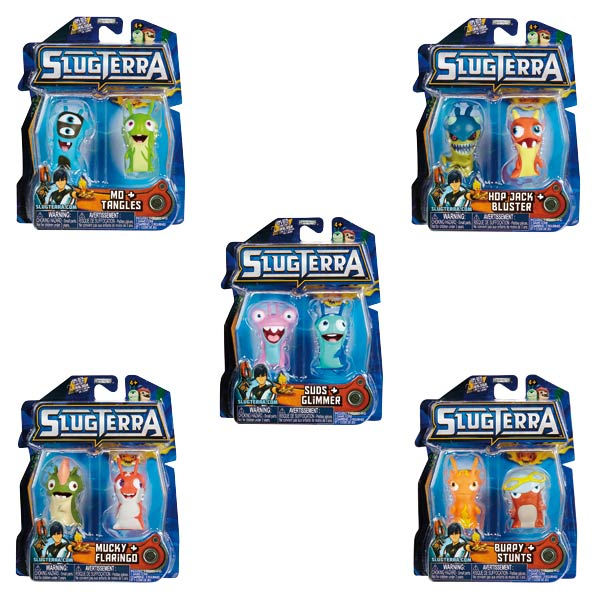 2 figurines slugterra giochi king jouet figurines - Jeux slugterra gratuit ...