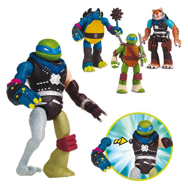 Blister 2 personnages tortue ninja de giochi - Le nom des tortue ninja ...