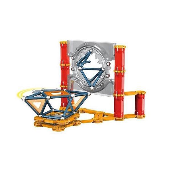 Coffret Geomag Mechanics 154 pièces