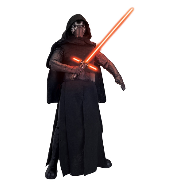 Figurine Kylo Ren interactif 44 cm-Star Wars 7