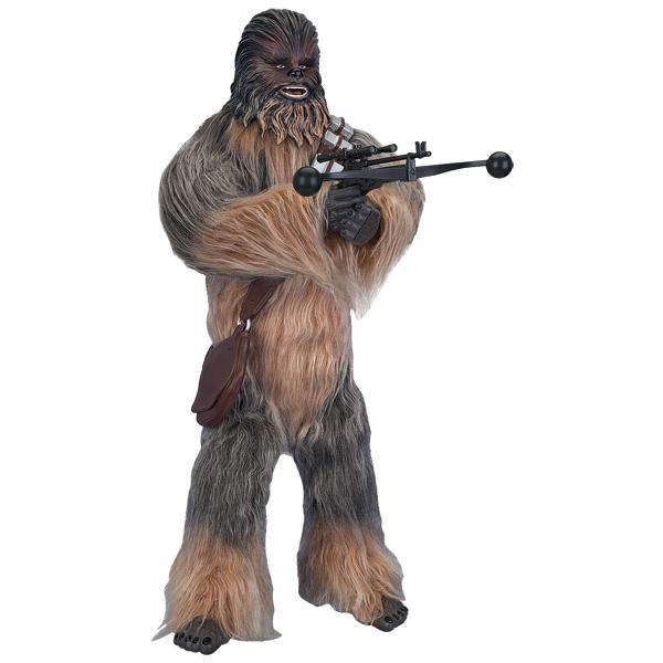 Figurine Chewbacca Star Wars  Taille 50 cm Figurine sur Bébégavroche