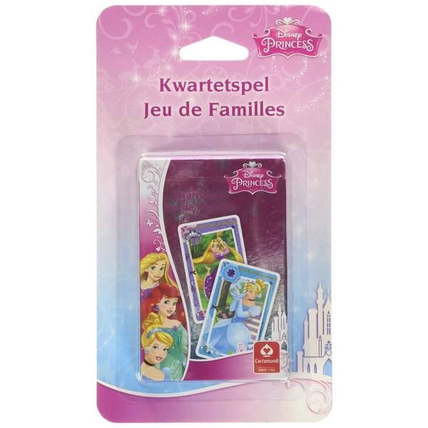Jeu de 7 familles Disney Princesses