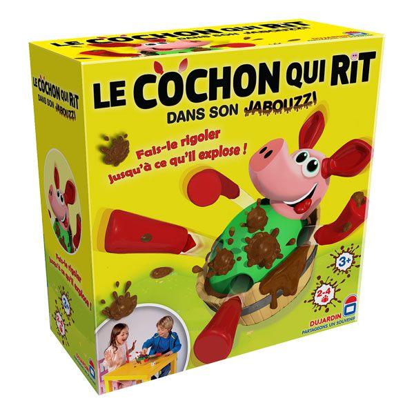 Le cochon qui rit x4  Dujardin  Le cochon qui rit x4 , pas cher