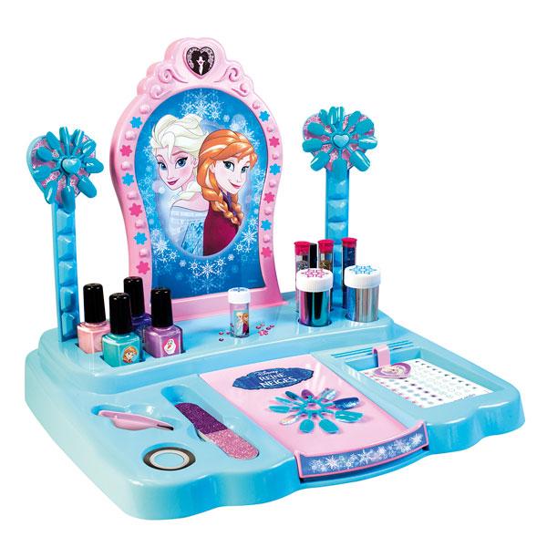 Good jeux de rene des neige 4 studio vernis la reine des - Veilleuse la reine des neiges ...