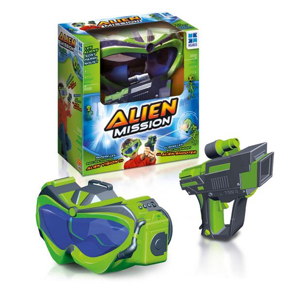 Alien Mission Megableu King Jouet Jeux Scientifiques