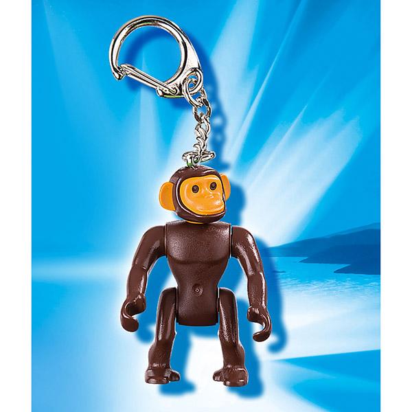 6611-Porte-clés Singe - Playmobil