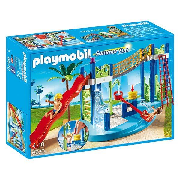 6670 aire de jeux aquatique playmobil summer fun playmobil king jouet playmobil playmobil. Black Bedroom Furniture Sets. Home Design Ideas