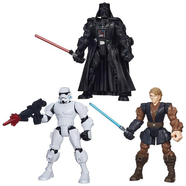 star wars hero mashers figurine hasbro king jouet h ros. Black Bedroom Furniture Sets. Home Design Ideas