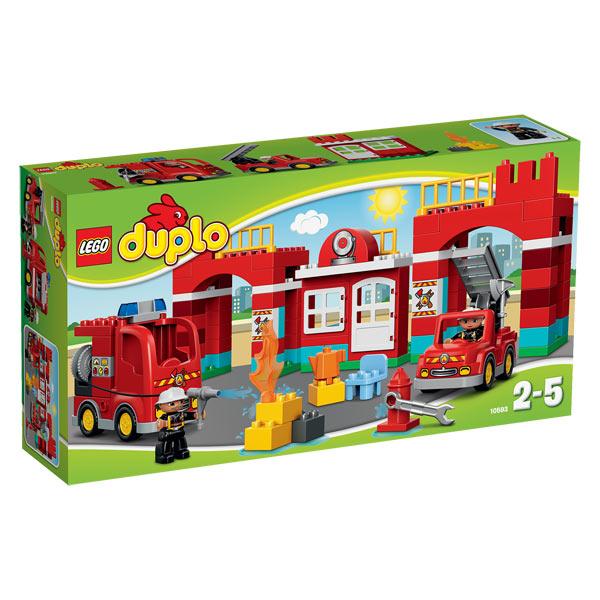 10593 la caserne des pompiers lego king jouet lego. Black Bedroom Furniture Sets. Home Design Ideas
