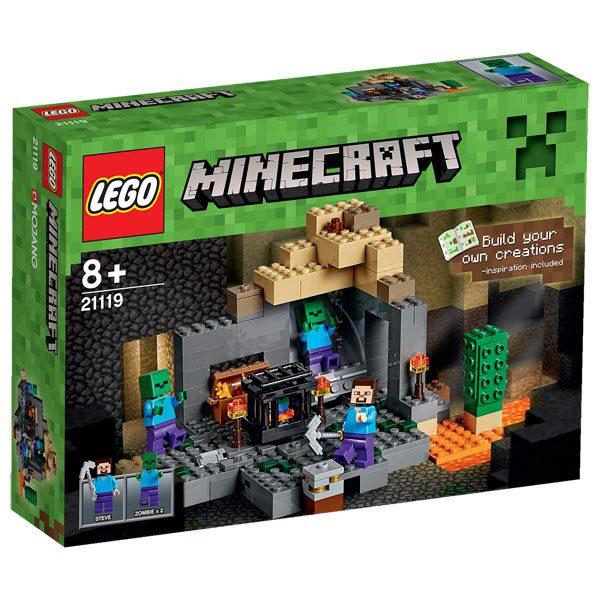 21119 le donjon minecraft lego king jouet lego. Black Bedroom Furniture Sets. Home Design Ideas