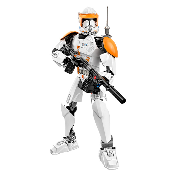 LEGO Star Wars 75108 pas cher  Commandant Clone Cody
