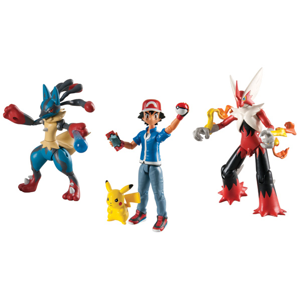 figurine d'action pokemon