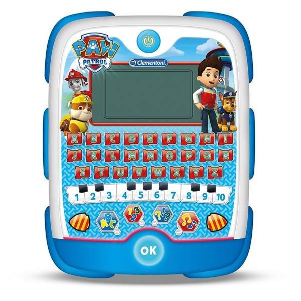 tablette paw patrol clementoni king jouet tablettes. Black Bedroom Furniture Sets. Home Design Ideas