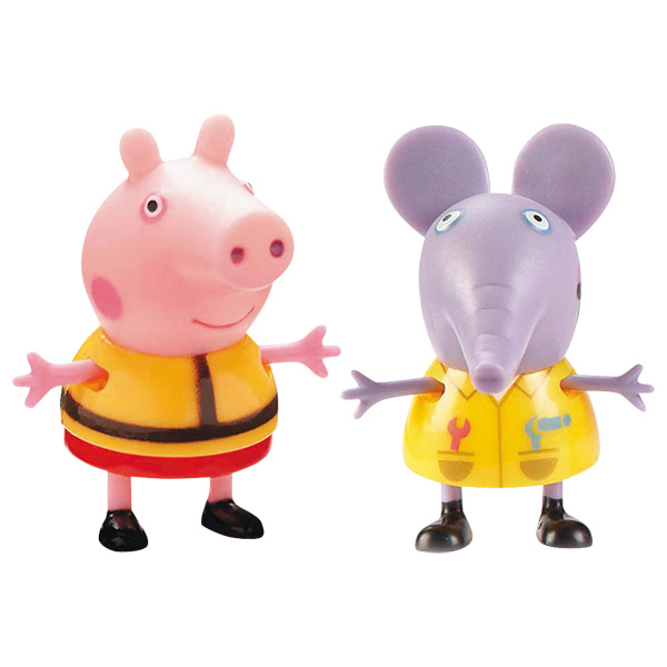Figurines peppa pig giochi king jouet figurines et cartes collectionner giochi jeux d - Jouet peppa pig carrefour ...