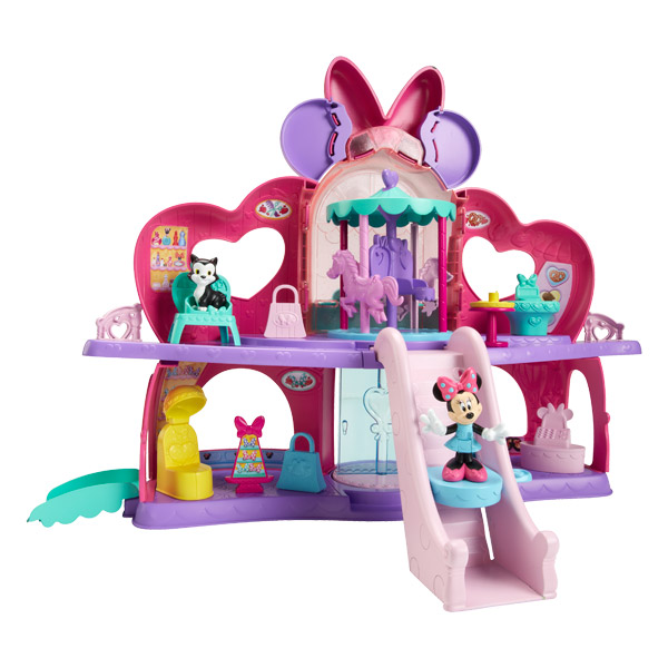 boutique de plage minnie de fisher price friends. Black Bedroom Furniture Sets. Home Design Ideas