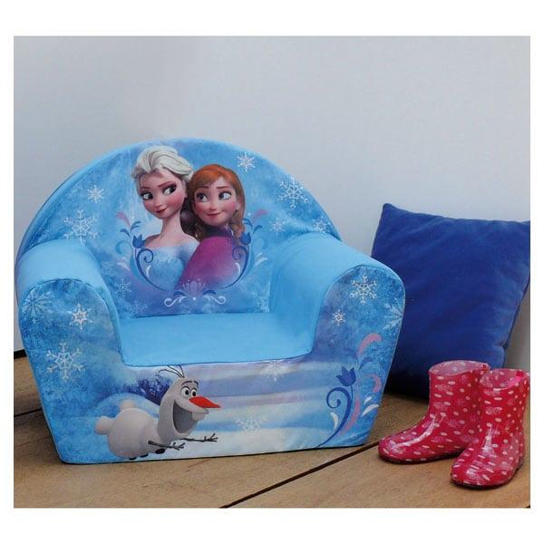 Fauteuil club reine des neiges fun house king jouet d coration de la chambre fun house - Fauteuil la reine des neiges ...
