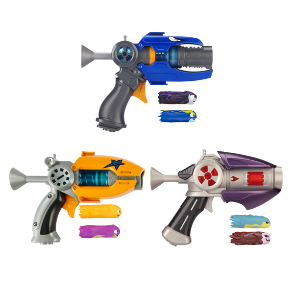 Slugterra basic blaster avec 2 slugs giochi king jouet - Jeux slugterra gratuit ...