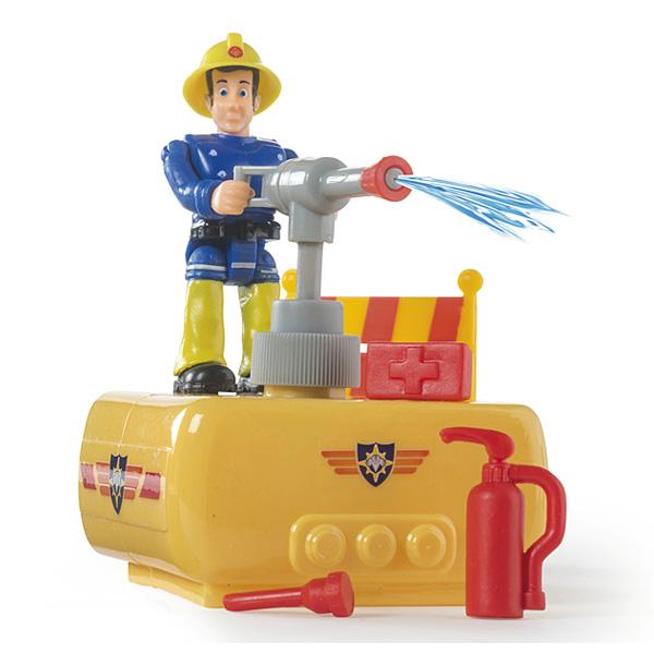 Pick up sam le pompier de smoby - Sam le pompier personnages ...