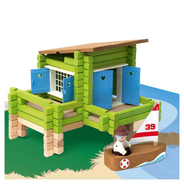 Maison Sur Pilotis  Pices Jeujura  King Jouet Lego