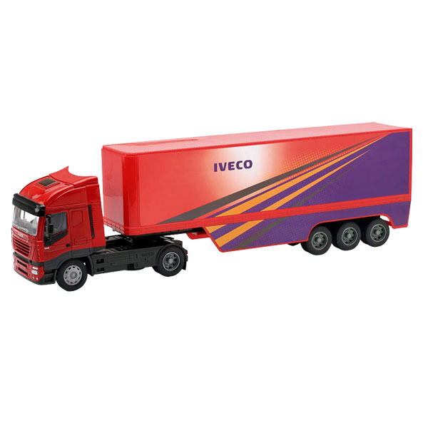 Camion Iveco Stralis 1/32 ème