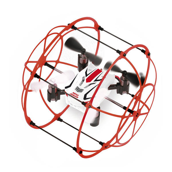 Mini-quadrocoptère Joker