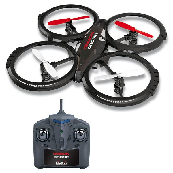 SILVERLIT Drone Télécommandé Demon Drone 20 cm  Achat / Vente drone