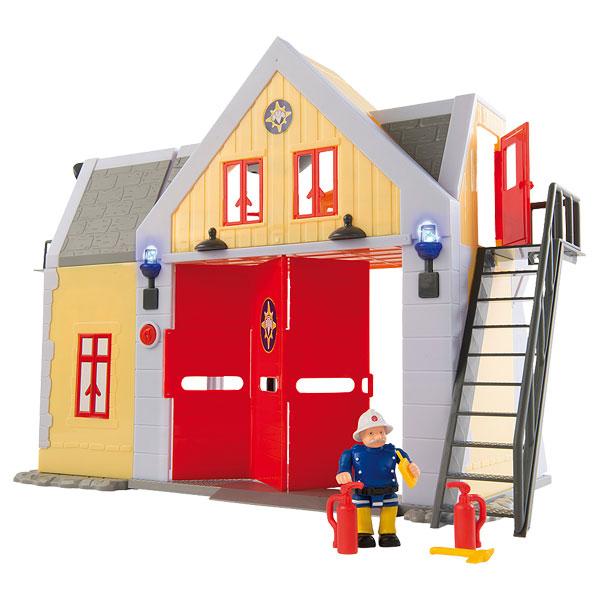 Caserne Sam le Pompier
