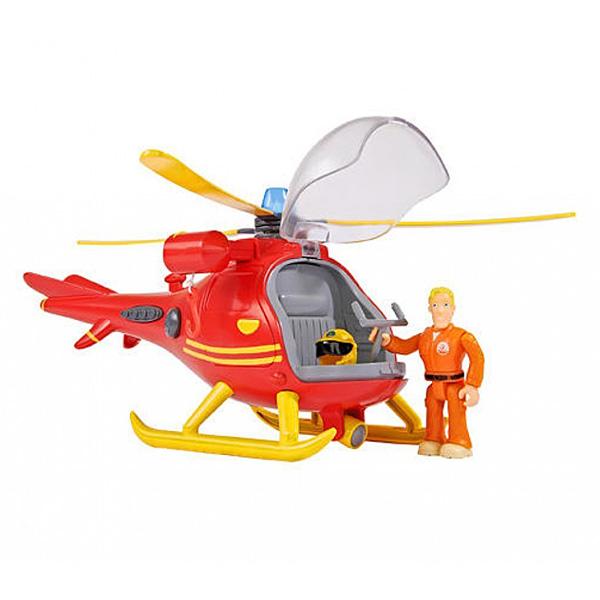 Sam le pompier ocean helicoptere smoby king jouet les - Sam le pompier personnages ...