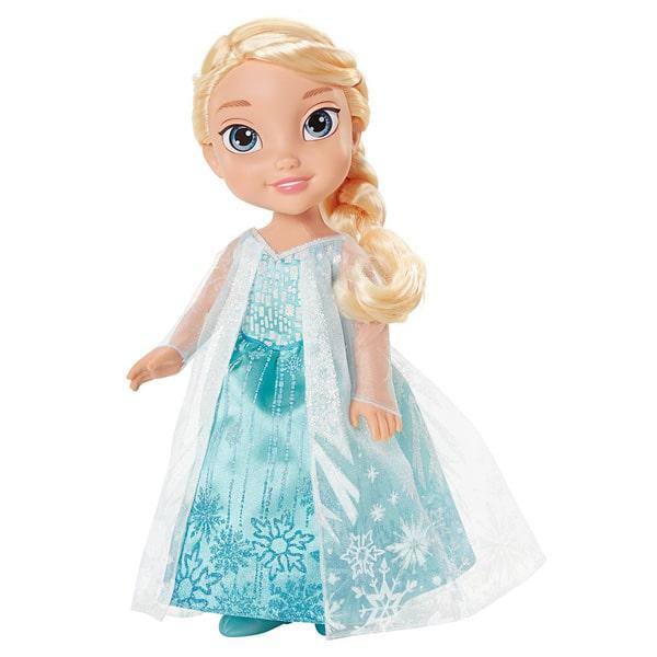 Poup 233 E Elsa Deluxe 38 Cm Taldec King Jouet Poup 233 Es