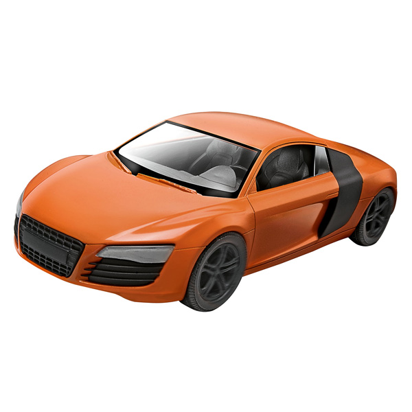 maquette voiture audi r8 build and play revell king. Black Bedroom Furniture Sets. Home Design Ideas