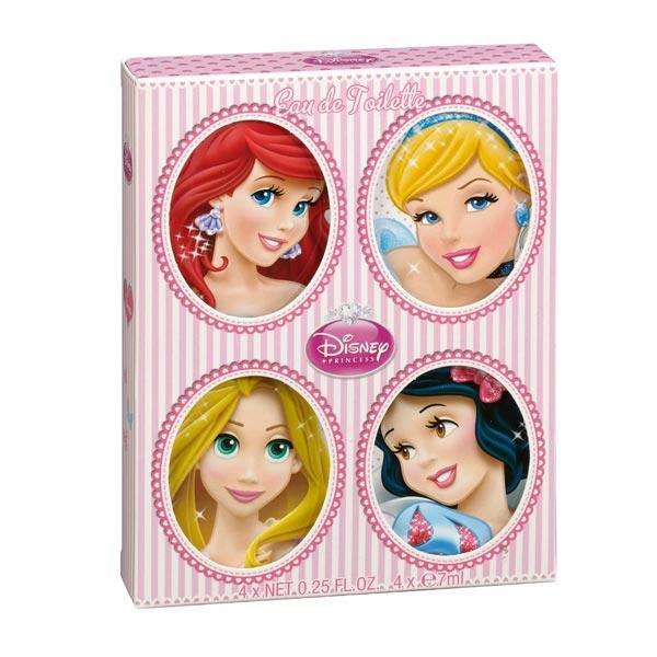 Coffret Eau de Toilette Princesses