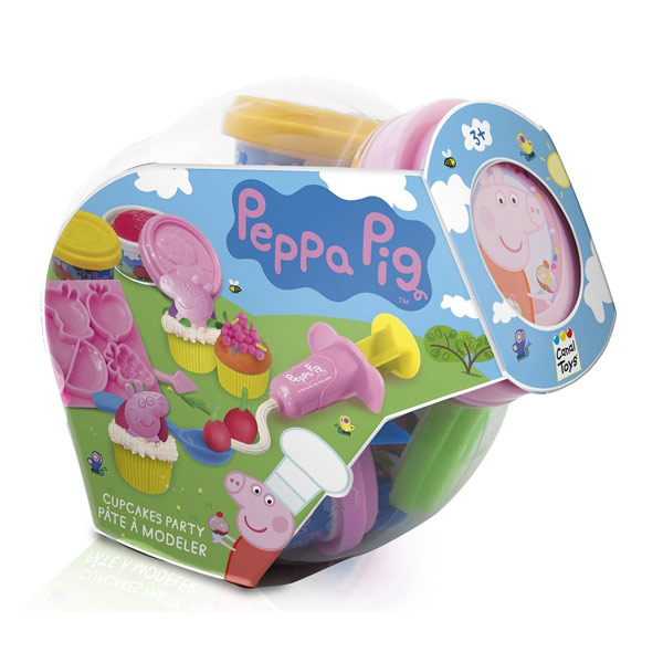 Cupcakes party Peppa Pig